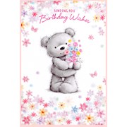 Simon Elvin Cute Female Thank You Cards (24571)