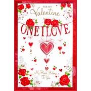 Simon Elvin One I Love Valentine Cards (24773)