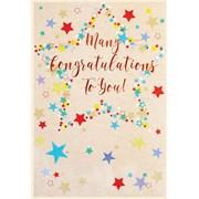 Simon Elvin Congratulations Cards (25021)