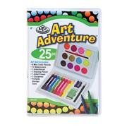 Royal Brush 25pce Colour Pencil Art Set (AVS-502)