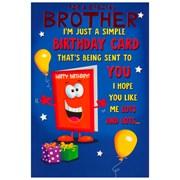 Simon Elvin Humourous Male Birthday Cards (26168)