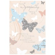 Simon Elvin Sympathy Cards (26184)