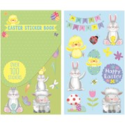 Easter Sticker Book (26370-S)