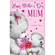 Cute Bear Jumbo Card (26754-C)