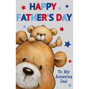Fd Cute Bear Jumbo Card (26757-C)