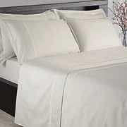 Duvet Set 2 Row Cord Champagne Double (SHE05506SCH)
