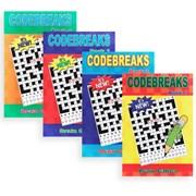 Codebreaker Puzzle Books A5 (3150)