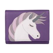 Amara Compact Purse Purple (3474 28 PURPLE)
