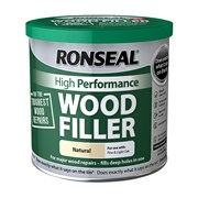 Ronseal High Performance Woodfiller Natural 550g (35304)