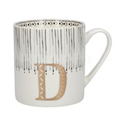 Creative Tops Ct Alphabet Mug D (C000229)
