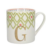Creative Tops Ct Alphabet Mug G (C000232)