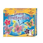 Rr.giant Foam Butterflies Kit (863)