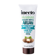 Inecto Naturals Argan Bath & Shower Cream 250ml (20860)