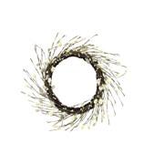Gisela Graham Pussy Willow/twig Wreath 45cm (40054)