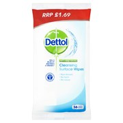Dettol Surface Wipes Refill 1.69pmp* 30s (RB798508)