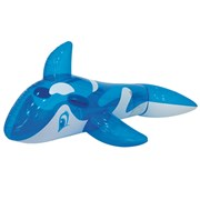 Inflatable Rider Whale 145cm (837215)