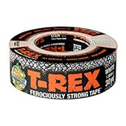 T-rex Ferociously Strong White Cloth Tape 48mm x 27m (241534)
