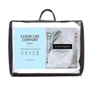 King & Queens Kings & Queens Cloudlike Comfort Duvet 10.5tog Double (A1UDKICL10D