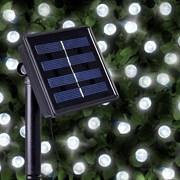 Solar 100 Led Lights Cool White (LS182907CW)