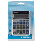 Grundig Calculator 12digit (46663)