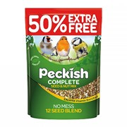 Gardman Peckish Complete Seed & Nut Mix+50% (60051284)