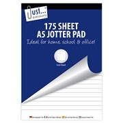 Bumper Jotter Pad 175sheet A5 (4692)