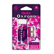 Oxford Camo Eraser & Ps-pink (100216)