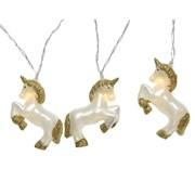 Led Unicorn String Lights Warm White 180cm (481859)