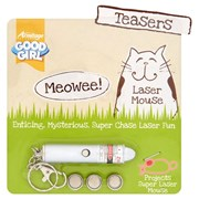 Goodgirl Meowee Laser Mouse Cat Toy 110mm (17035)