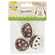 Goodgirl Meowee Cat Balls 3 Pack 40mm (17072)