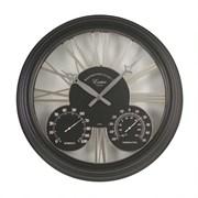 """Smart Garden Exeter Outdoor Clock Black 15"""" (5061001)"""