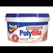 Polyfilla Quick Dry Tub 500g (5085286)