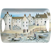 Creative Tops Cornish Harbour Melamine Handle Tray Large (5169623)