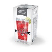 Fred  Good Measure Vodka Recipe Glass (5197045)