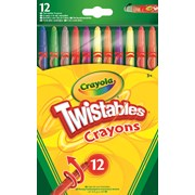 Crayola 12 Twistable Crayons (52-8530-E-000)