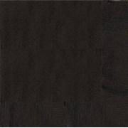 A.dinner Napkin Black 20s (52220-10)