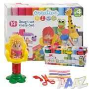 Edco Doughset Hair Stylist Creative Kids (52409)