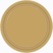A.plate Gold 8s 22cm (55015-19)