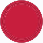 A.plate Apple Red 22cm (55015-40)