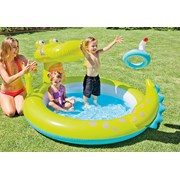 Intex Gator Spray Pool (57431NP)