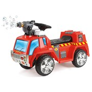 Bubble Fire Engine Electric Ride On (TY5801)