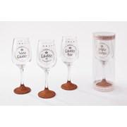Lang Queen Wine Glass 4 Asstd (5RG105)