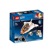 Lego City Satellite Service Mission (60224)