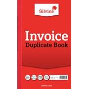 Invoice Duplicate Book 206x127mm (611)