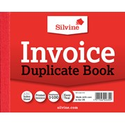 Invoice Duplicate Book 105x127mm (616)