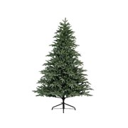 Icy Fairbanks Pine Tree Green/white 210cm (684072)