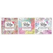 Colouring Book Assorted (6846)