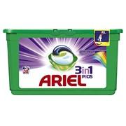 Ariel Prof 3 in 1 Liquitabs Colour 42s (72631)