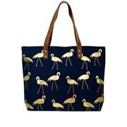 Flamingo Print Beach Bag (73622)