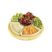 Apollo R'wood Lazy Susan (7473)